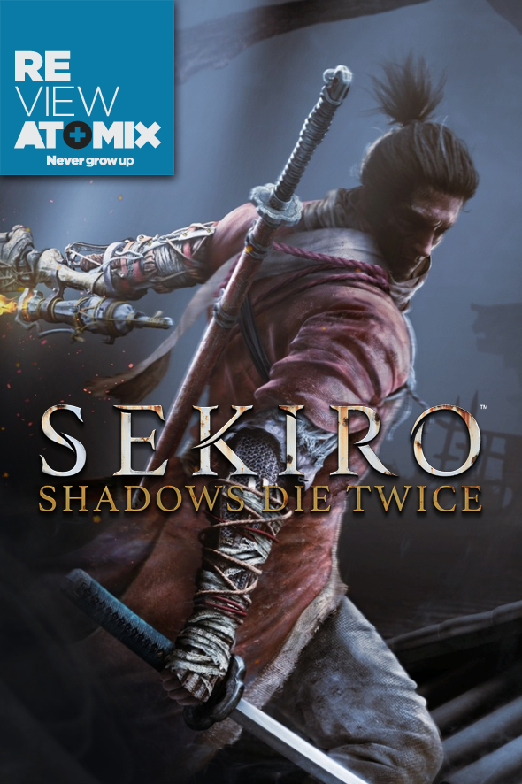 Review Sekiro Shadows Die Twice