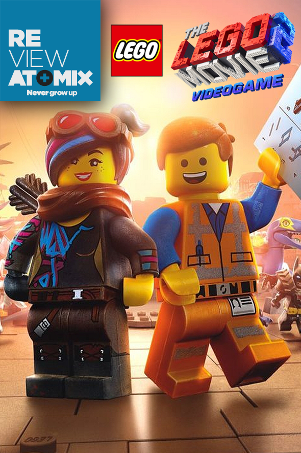 Review The Lego Movie 2 Videogame