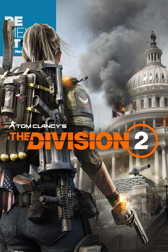 Review Tom Clancy's The Dvision 2