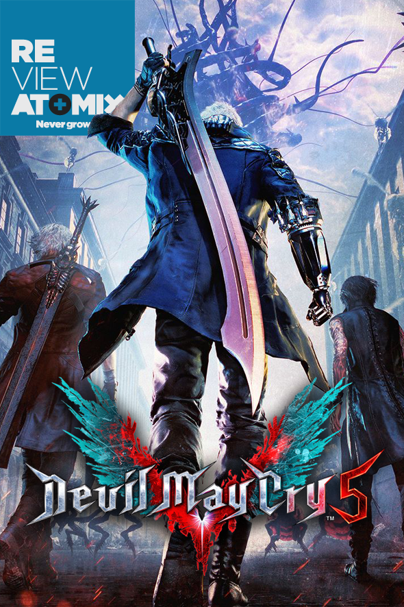 Review_DevilMayCry5