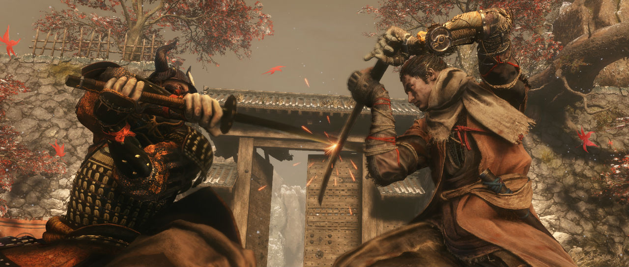 Sekiro Shadows die Twice Atomix
