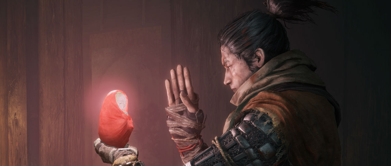 Sekiro screen Atomix