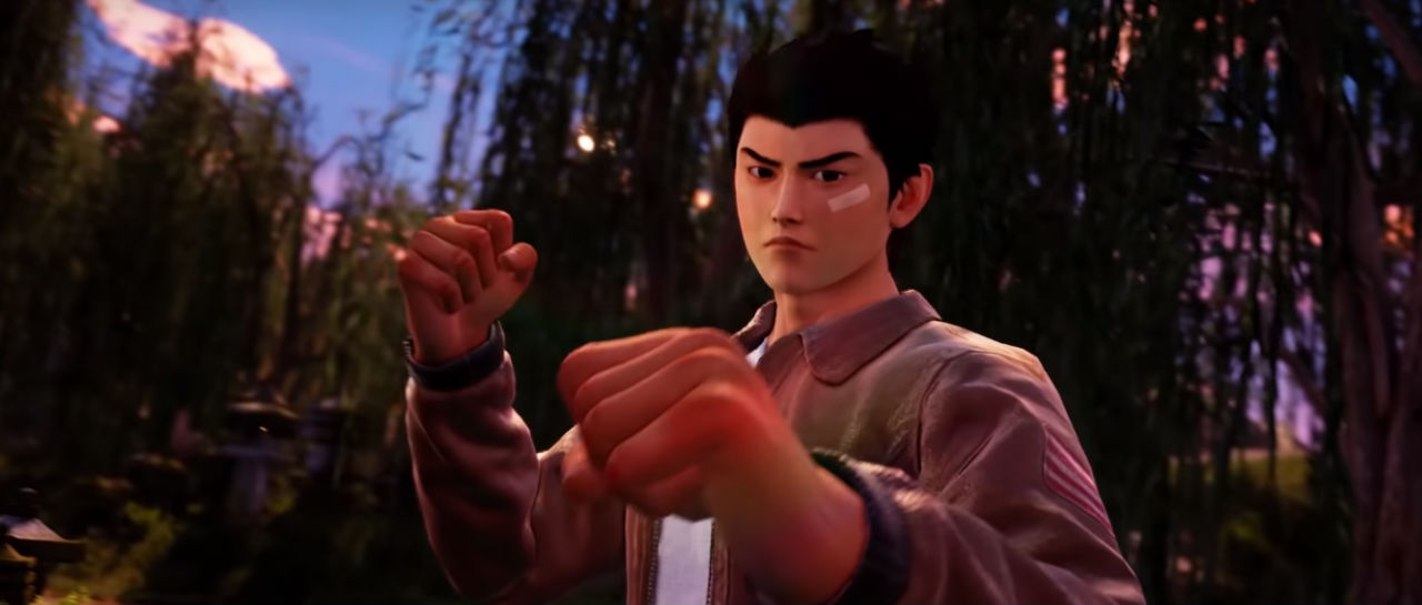 Shenmue III gameplay Atomix