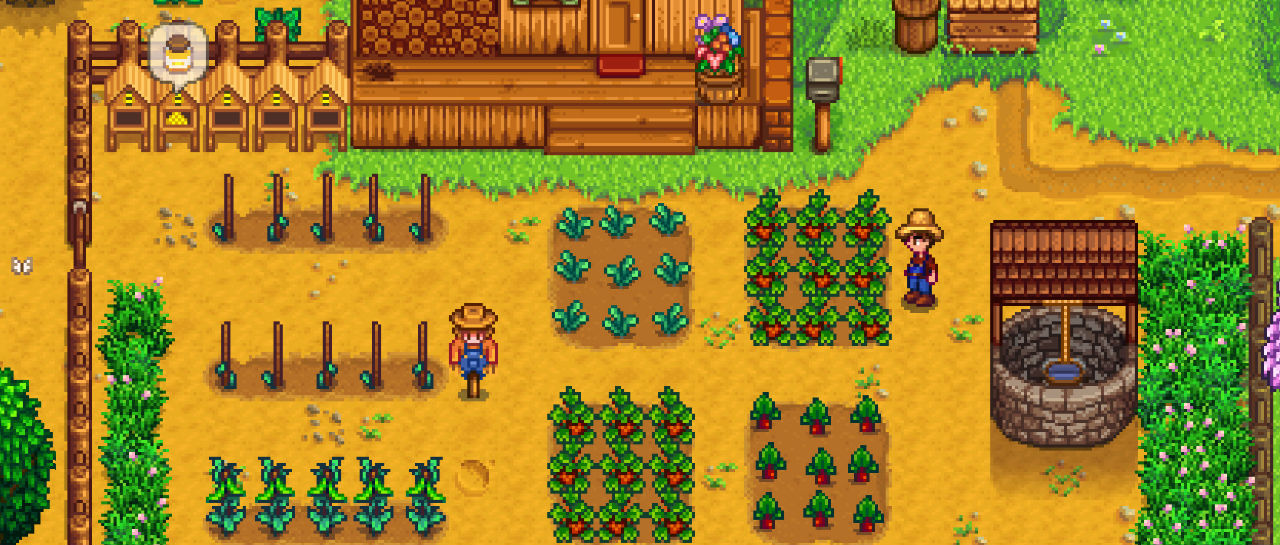 Stardew Valley Atomix