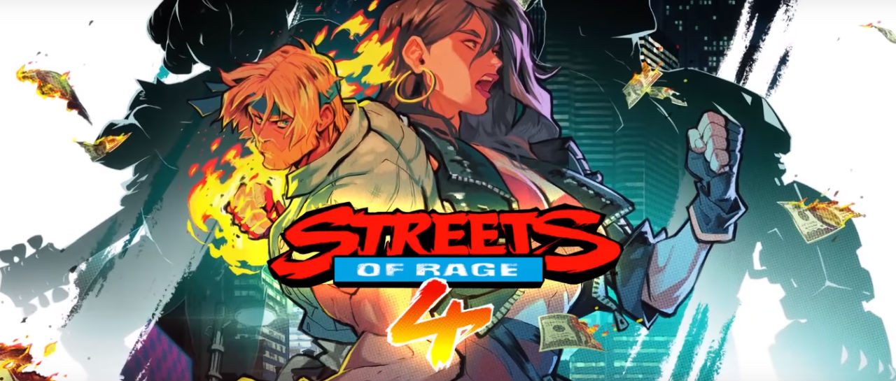 Streets of Rage 4 Atomix