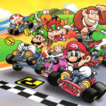 Super Mario Kart SNES Atomix