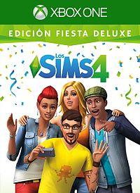 The Sims 4 Edición Fiesta Deluxe Atomix