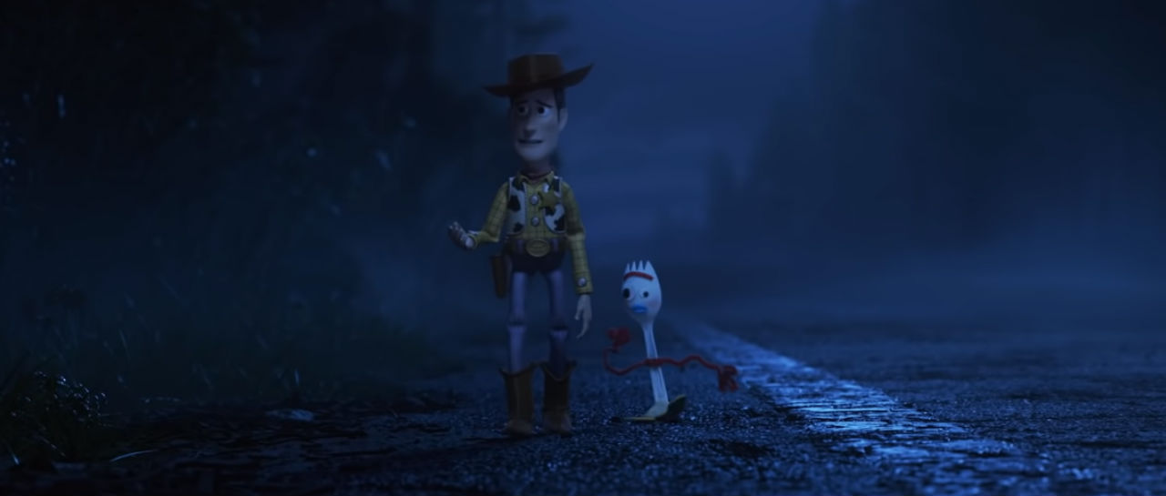 Toy Story 4 Woody Atomix