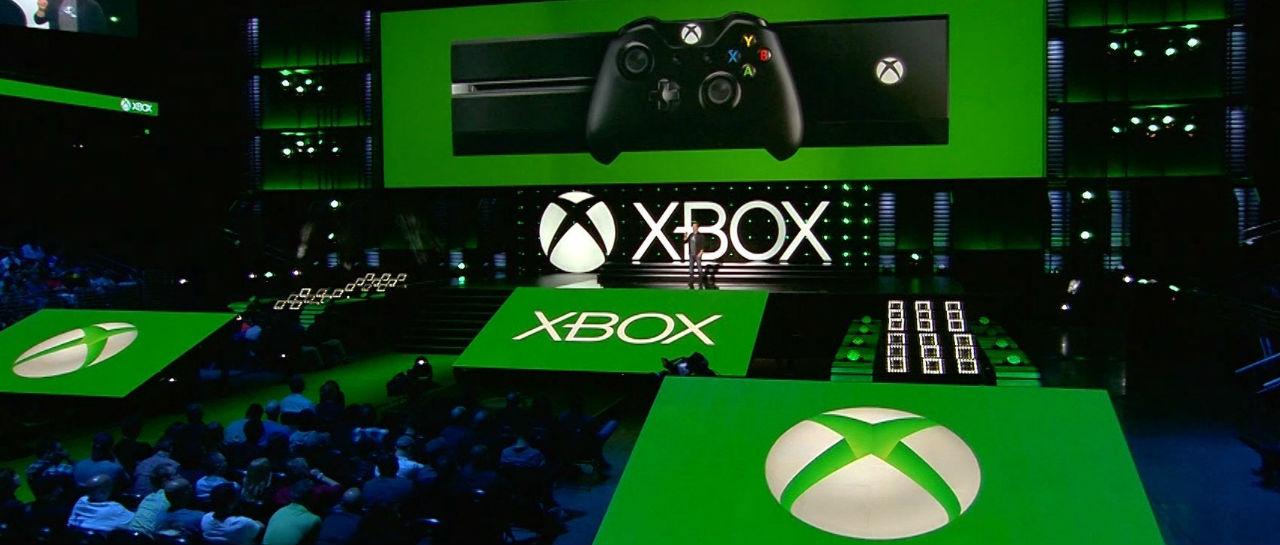 Xbox One E3 Atomix