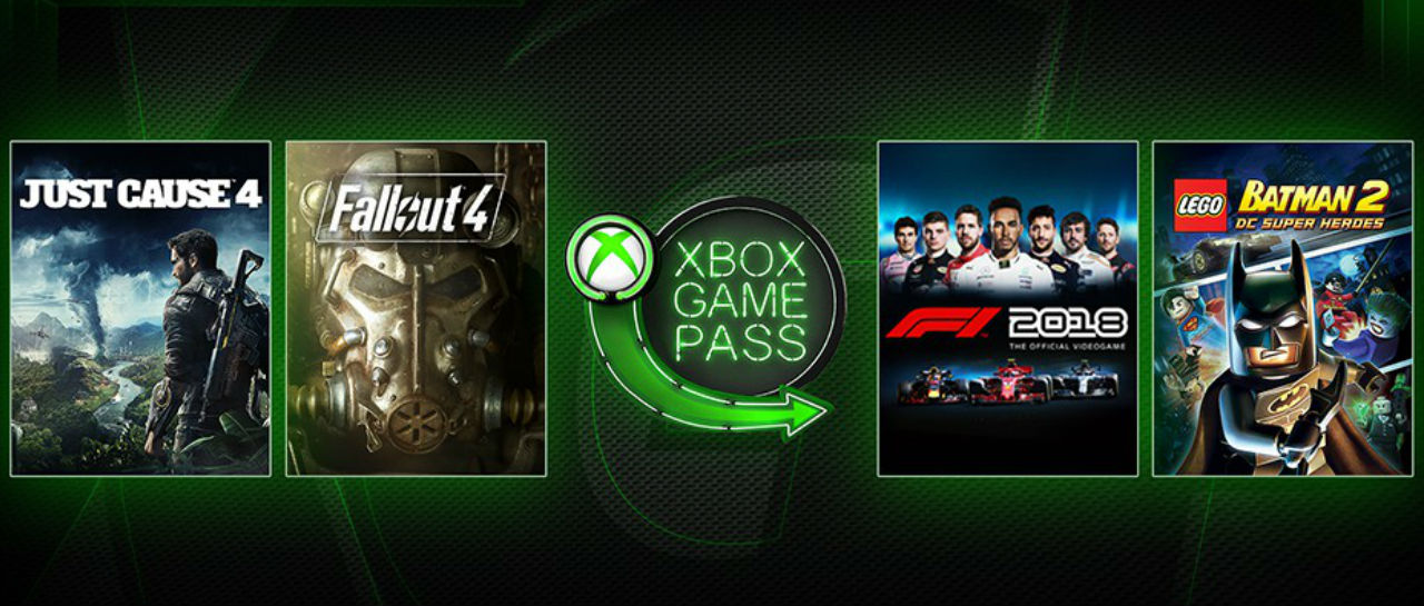 Xbox One Game Pass marzo Atomix