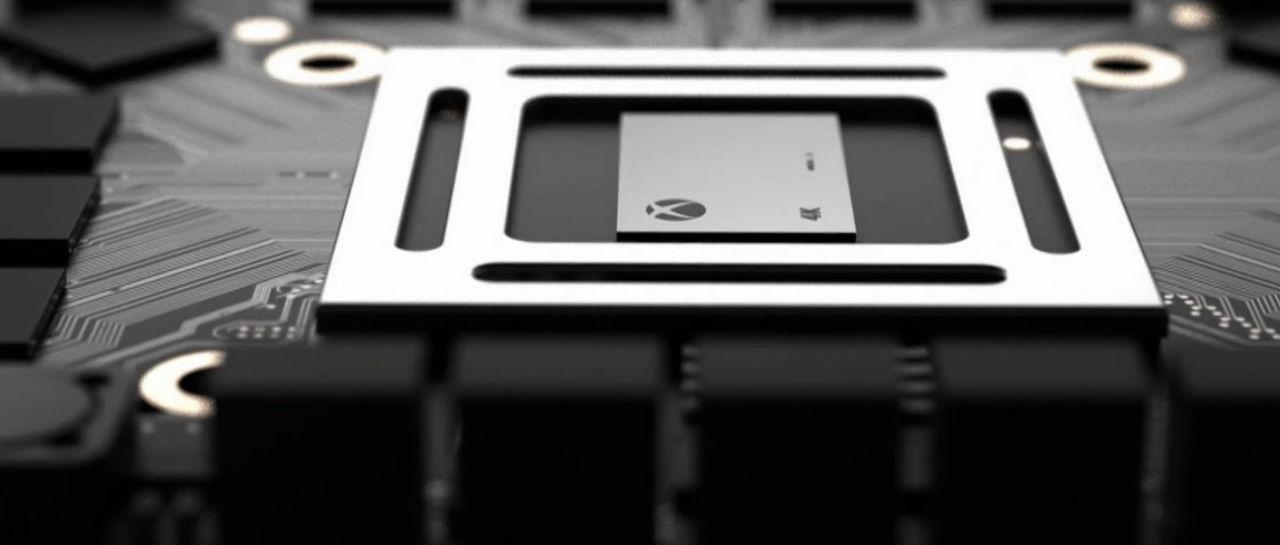 Xbox chip Atomix