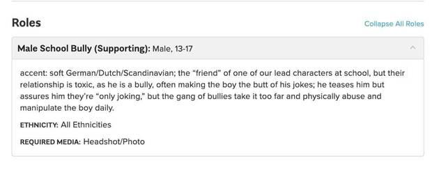 bully 2 casting