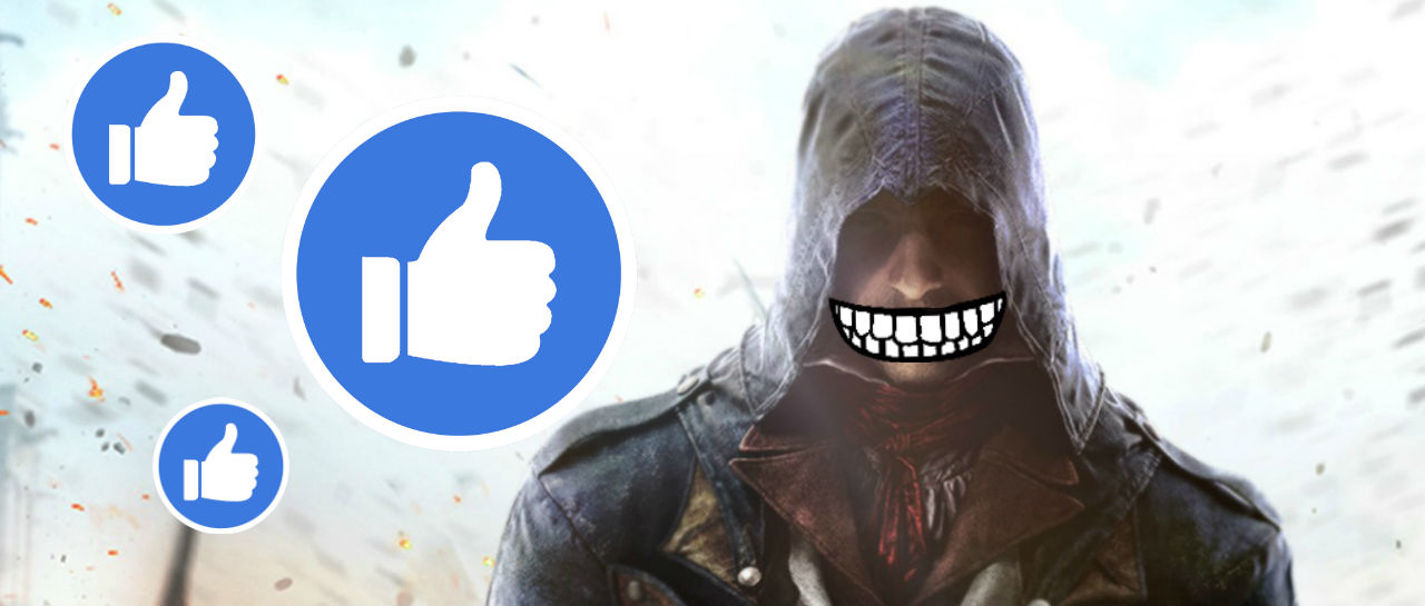 AC Unity thumbs up Atomix 2