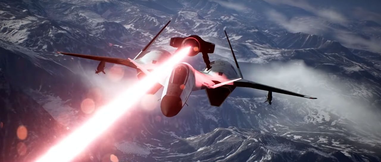 Ace Combat 7 DLC Atomix
