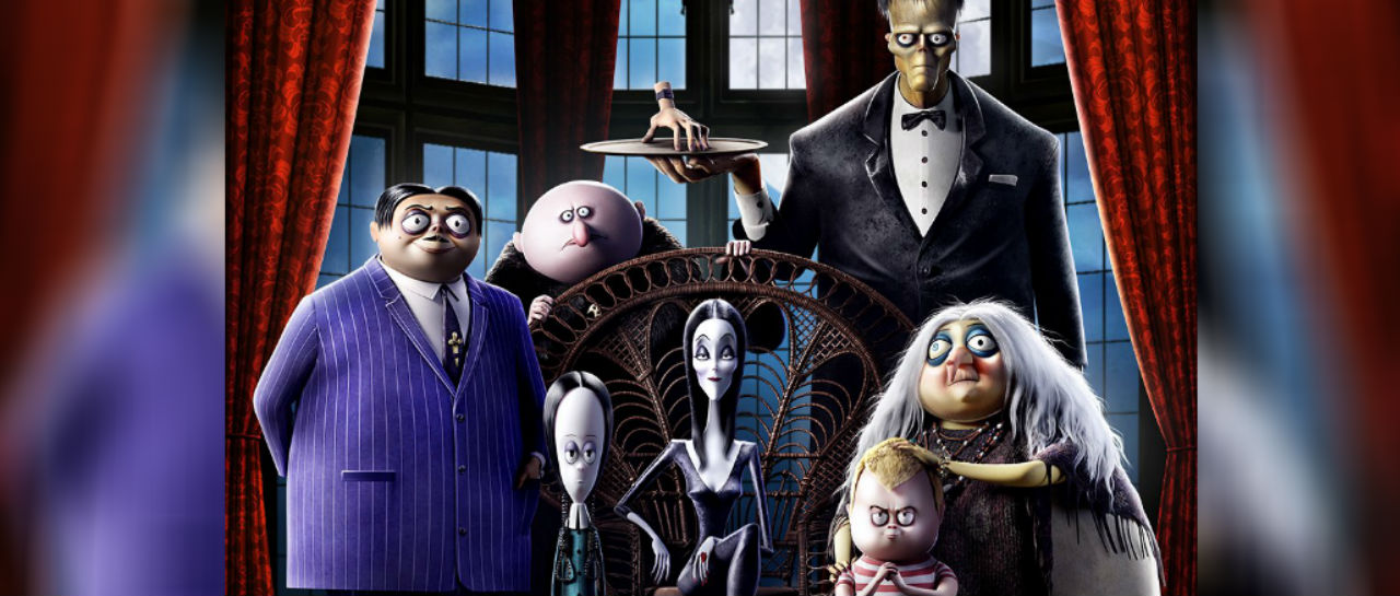 Addams Family teaser Atomix