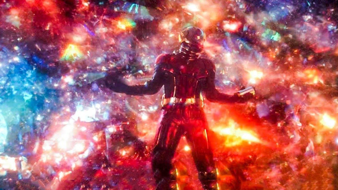 Ant Man Quantum Atomix