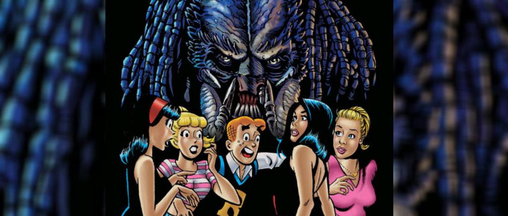 Archie vs Predator 2 Atomix