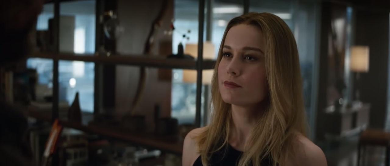 Avengers Brie Larson Atomix