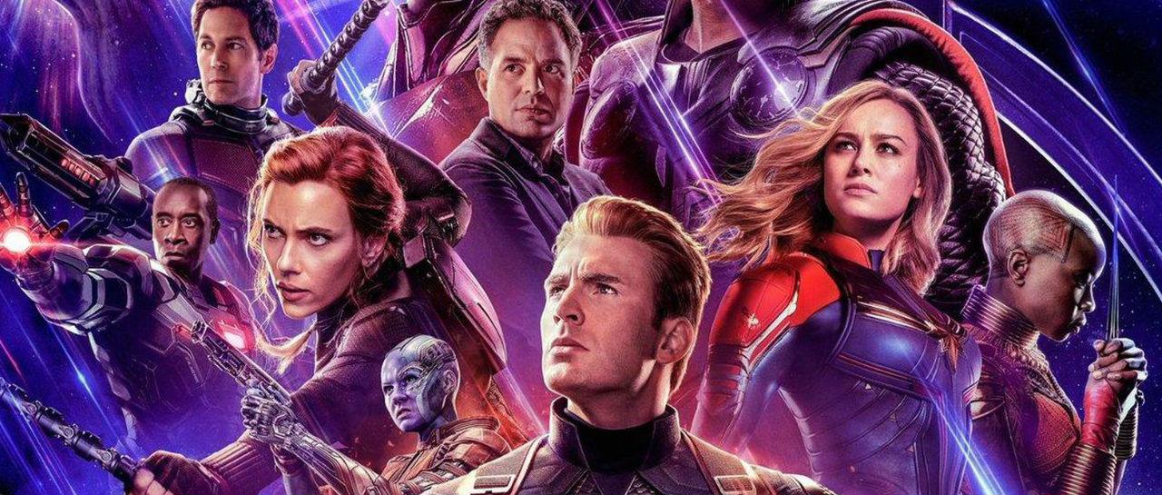Avengers Endgame poster Atomix
