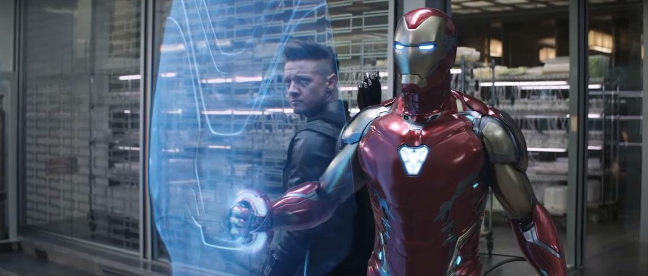 Avengers Endgame spot Atomix