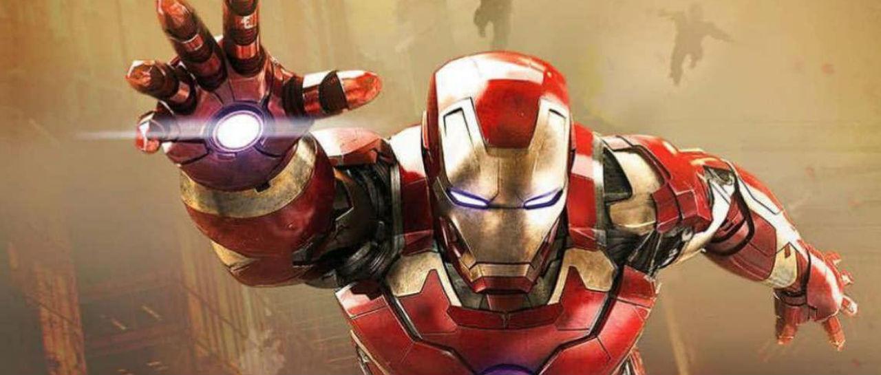 Avengers Iron Man Atomix