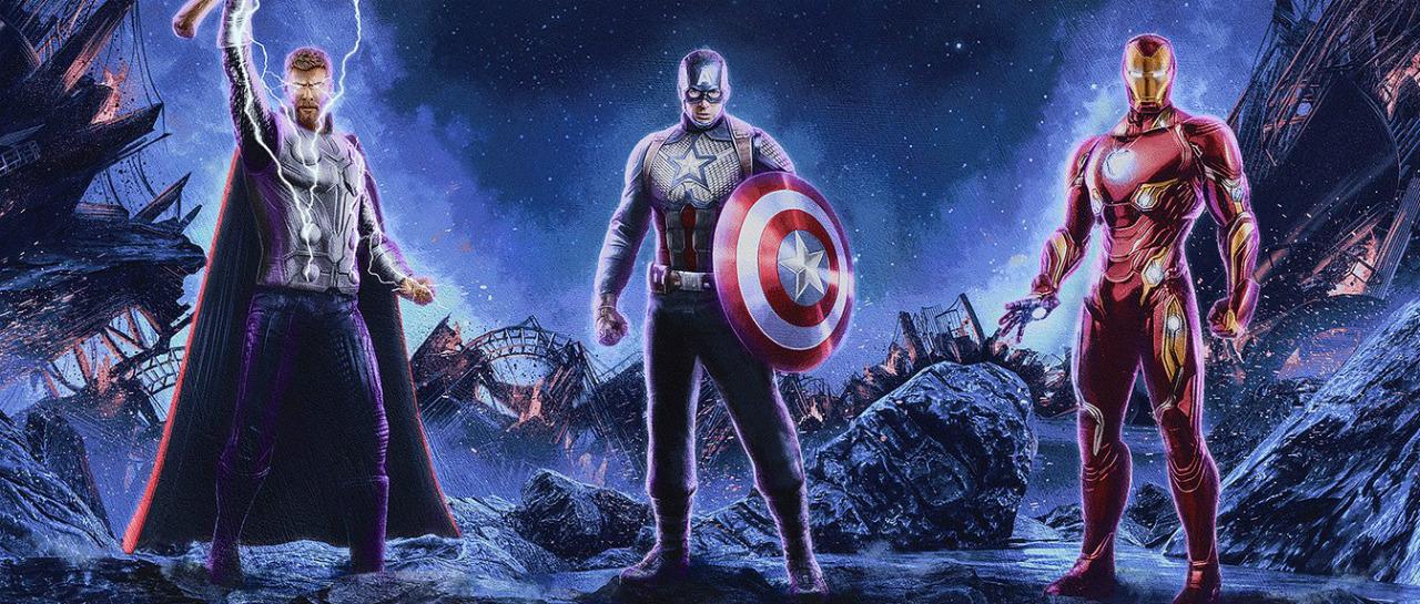AvengersEndGame_posters