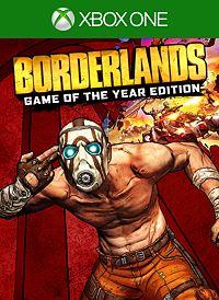 Borderlans Xbox One