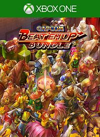Capcom Beat em Up Bundle Xbox One