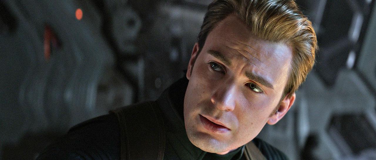 Captain America Atomix