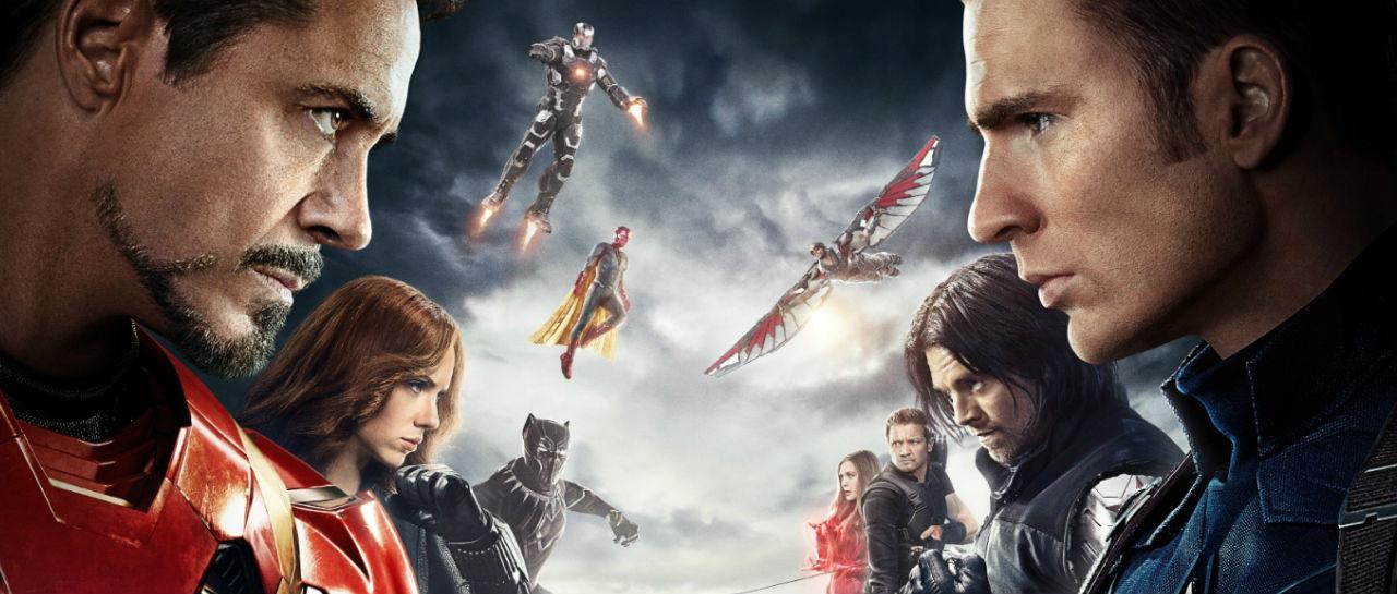 Captain America Civil War Atomix