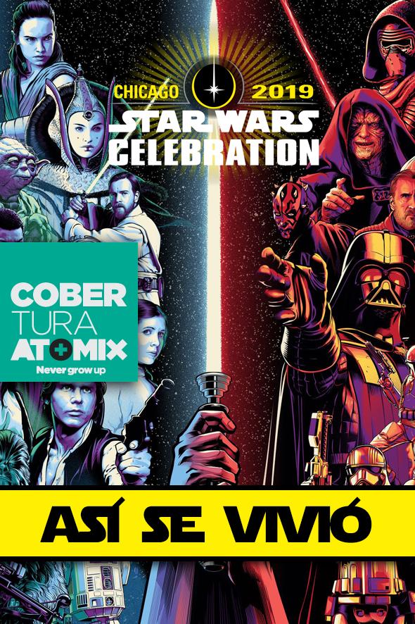 Cobertura Star Wars Celebration 2019