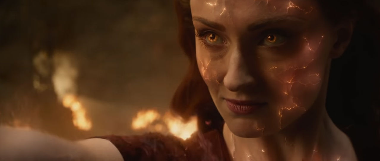 Dark Phoenix trailer Atomix