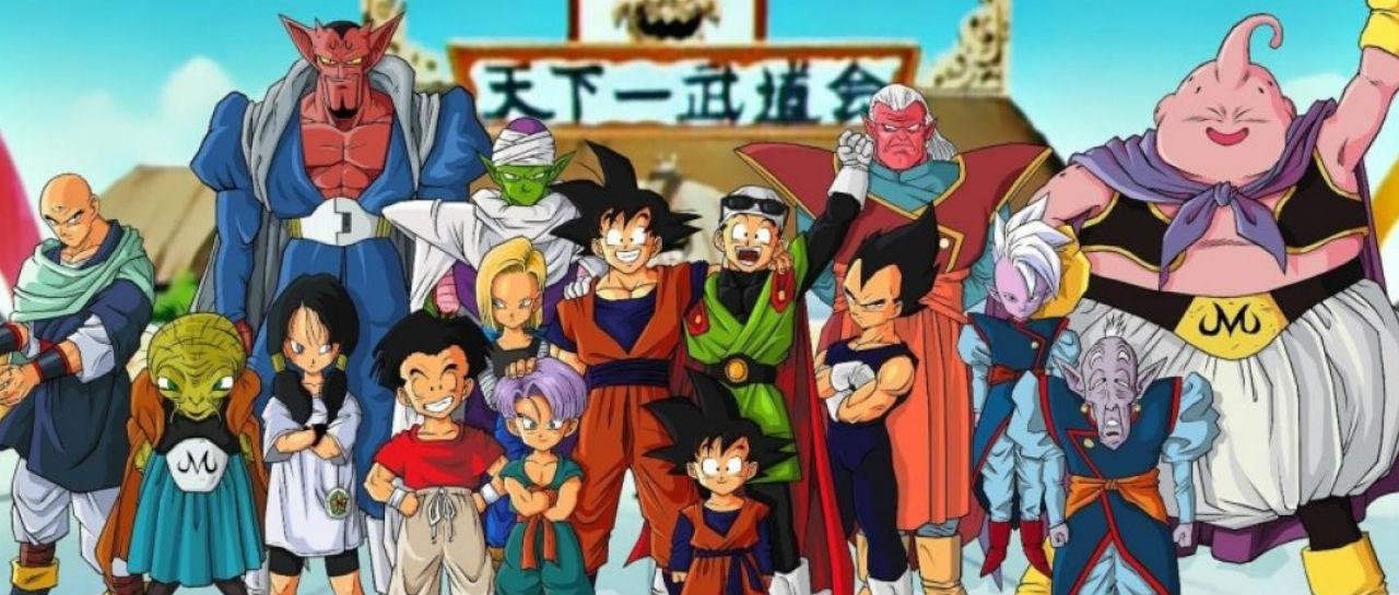 Dragon Ball Z Atomix