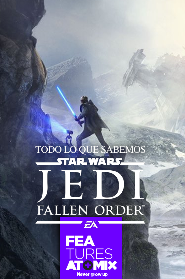 Feature Jedi Fallen Order