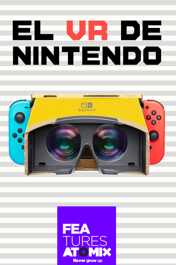 Feature VR Nintendo