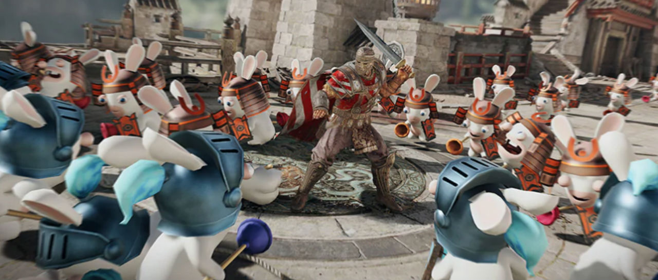 For Honor Rabbids Atomix