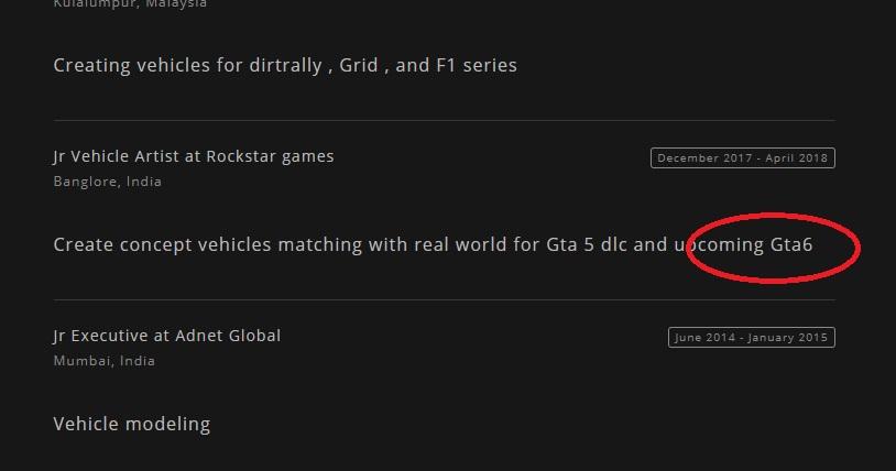 GTA 6 filtrado Atomix