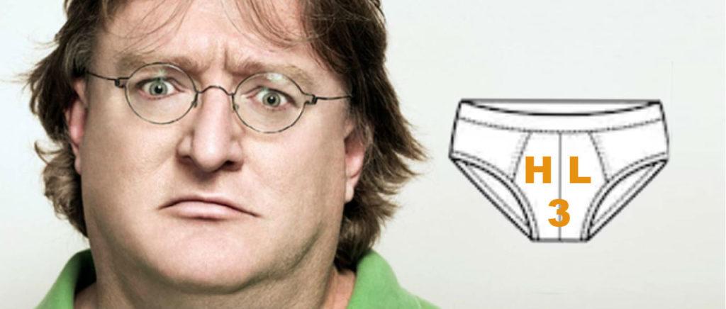 Gabe Newell Underwear Atomix