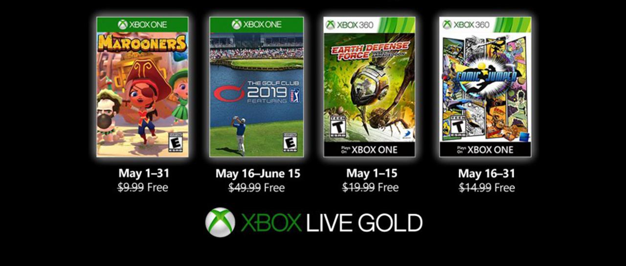 GamesWithGold_mayo2019