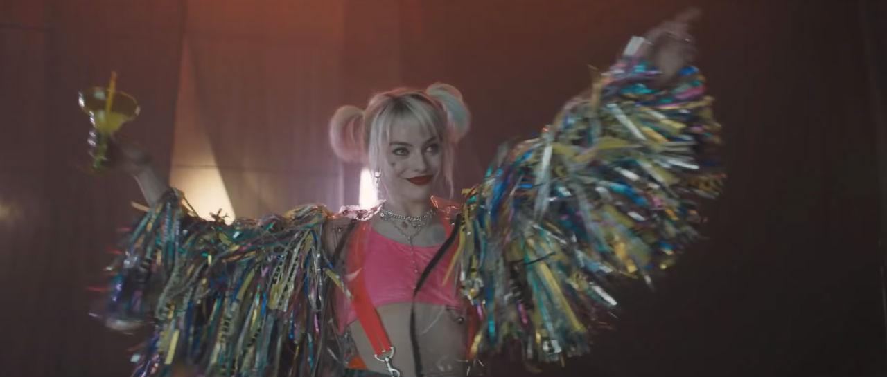 Harley Quinn Atomix