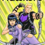 Hawkeye Marvel Atomix 12