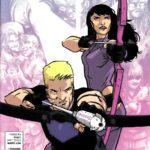 Hawkeye Marvel Atomix 9