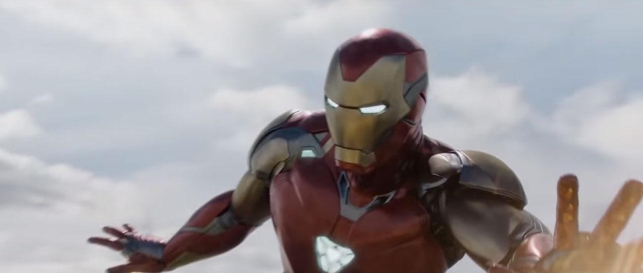 Iron Man Avengers Endgame Atomix