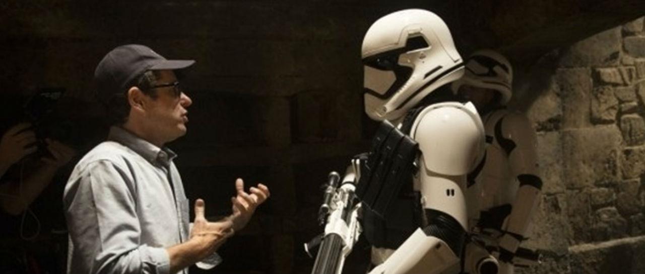 JJ Abrams Star Wars Atomix