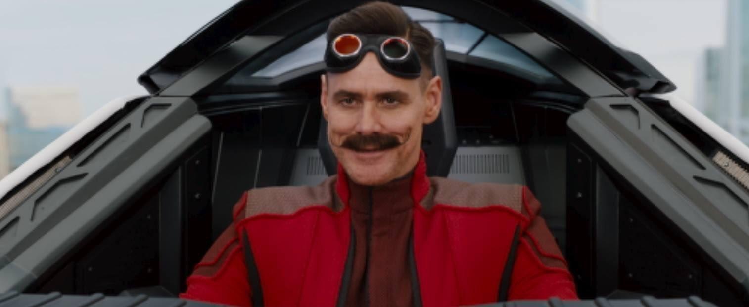 Jim Carrey Robotnik Atomix