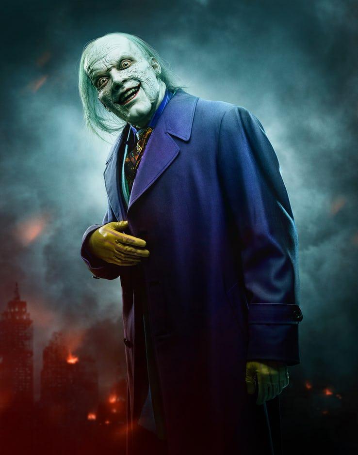 Joker Gotham Atomix