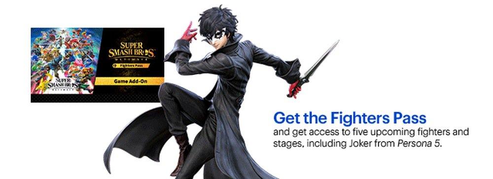 Joker Persona 5 Smash render filtrado Atomix