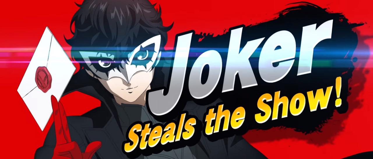 JokerSmashBros