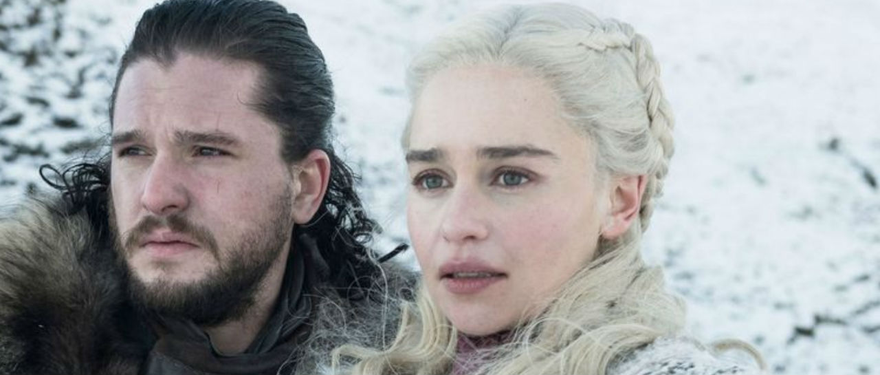 Jon y Daenerys Atomix