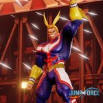 Jump Force All Might Screen 3